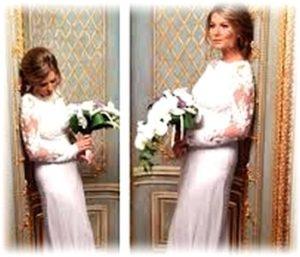 Свадьба Кожевниковой