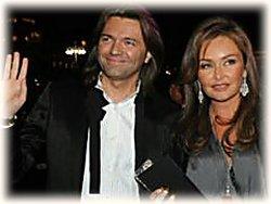 Дмитрий Маликов жена