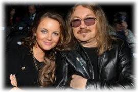 Игорь Николаев с женой