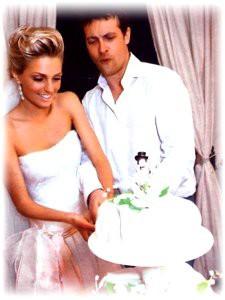 Кирилл Сафонов с женой