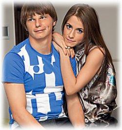 жена Андрея Аршавина