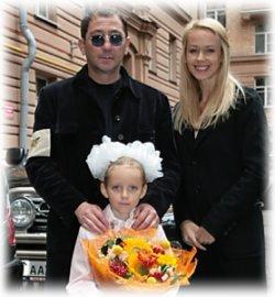 Григорий Лепс жена