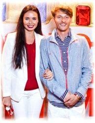 Павел Воля и его жена