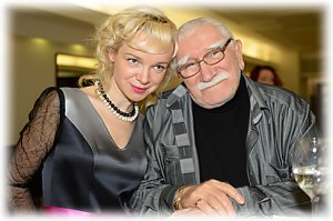 армен джигарханян и его жена