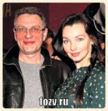Наталья Антонова муж