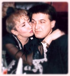 ирина аллегрова и ее муж