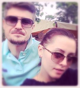 марина кравченко муж