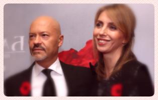 федор бондарчук и его жена