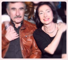 леонид канаевский и его жена