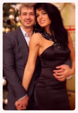 ольга романовская и ее муж