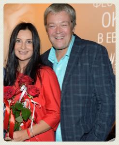 екатерина стриженова и ее муж