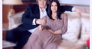 екатерина стриженова муж