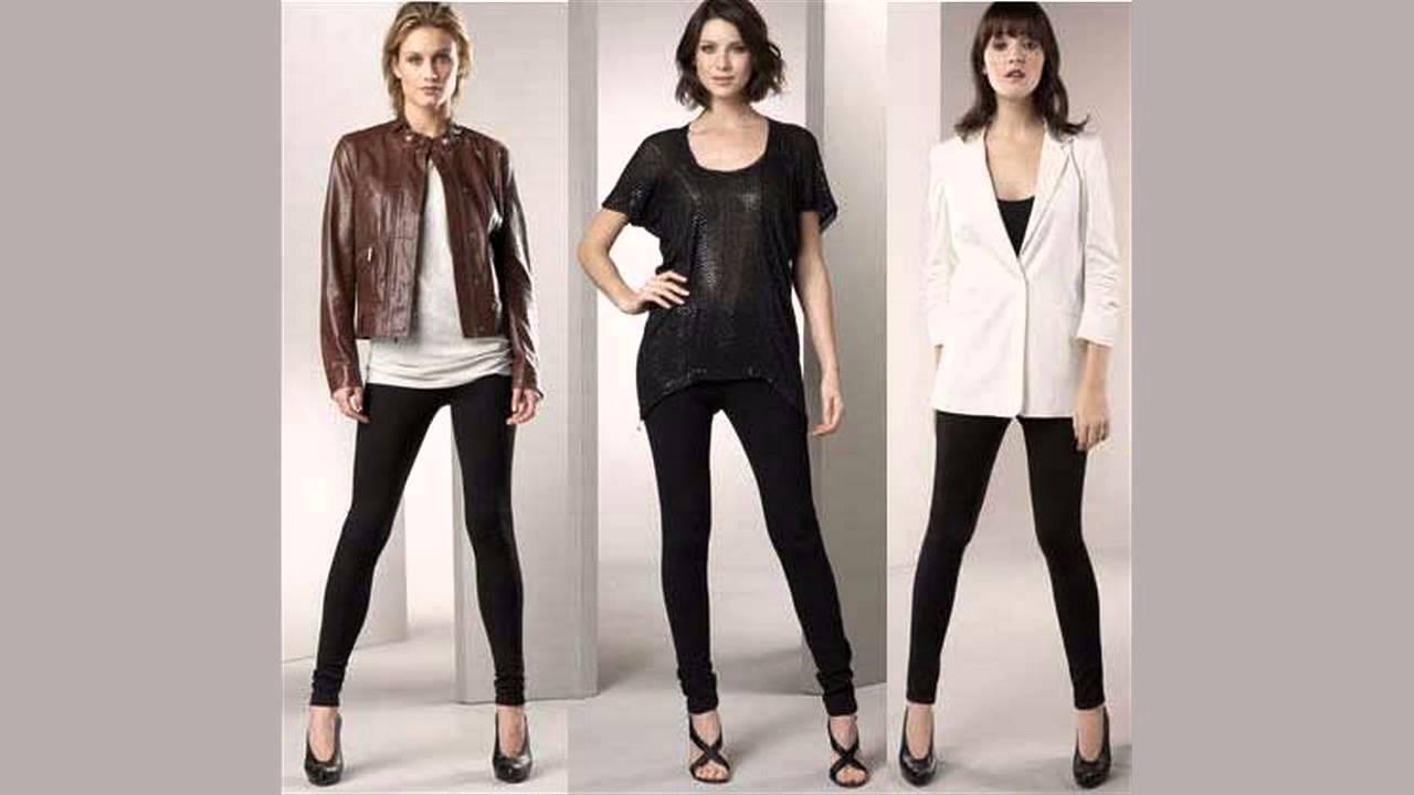 Леггинсы - универсальная одежда