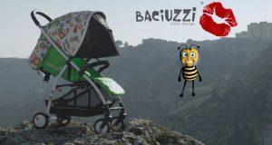 Детские коляски от Baciuzzi